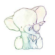 Best Photos of Baby Elephant Drawings - Cute Baby Elephant ...                                                                                                                                                                                 More
