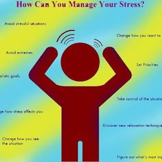 How to Manage Stress? Mental Health Center, Mental Health Problems, Mental Health Charities, Mental Health Awareness, Chronic Stress, Stress And Anxiety, Middle School Behavior, Stress Management
