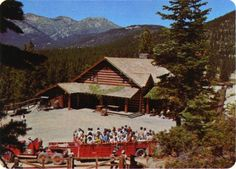 The Ponderosa Ranch in Lake Tahoe no longer there sad to think  It was the set for the Television show Bonaza  I went when it opned and took my kids when they were little as well
