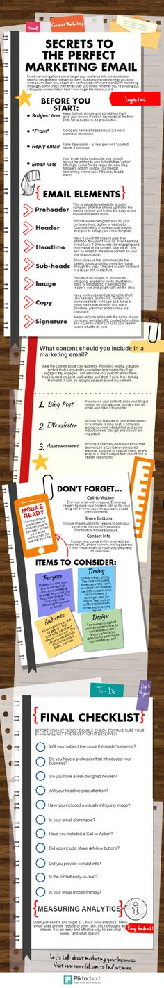 20+ Tips to Use Email to Supercharge Your Content Marketing Strategy (pinned by www.rebel.com)