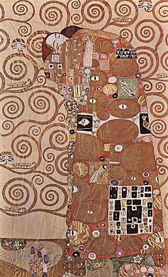 Gustav Klimt, The Embrace