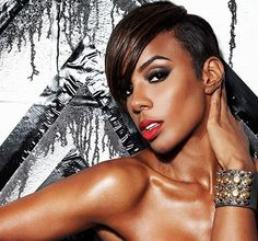Image detail for -kelly rowland hair weave short haircut