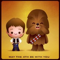 May the 4th Be With You! #maythe4thbewithyou #mtfbwy