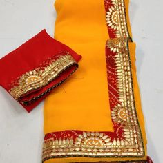 Gota Patti Saree, Whatsapp Group, Link, Check, How To Wear, Collection, Fashion, Moda, Fashion Styles