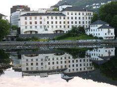 Everyday Bergen: One quiet morning
