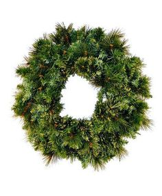 Five foot wreath, Christmas Light Emporium