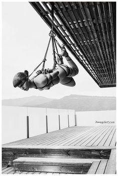 Shibari suspension by DANNY GIBERT on 500px