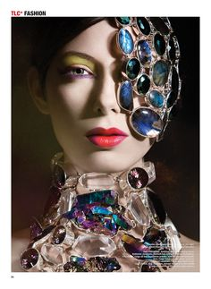Charles Albert jewelry. Color combo. Colorful