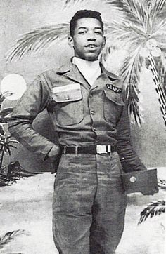 Rare Photographs of a Young Jimi Hendrix in the Army, ca. 1961-1962