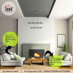 Be culturally inspired!  #iHome #Furniture #Pune #ArtisticLiving #Inspired!