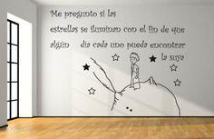 Me pregunto si las estrellas se iluminan con el fin de que algún día cada uno pueda encontrar la suya - El Principito #Inspirandote