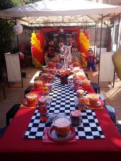 Five Nights At Freddy¨s Birthday Party Ideas | Photo 1 of 13