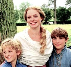Elizabeth and her sons Thomas and Richard