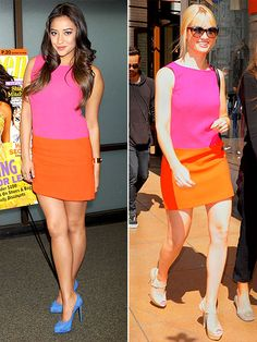 Britney Spears, Lindsay Lohan: Fashion Faceoff : People.com