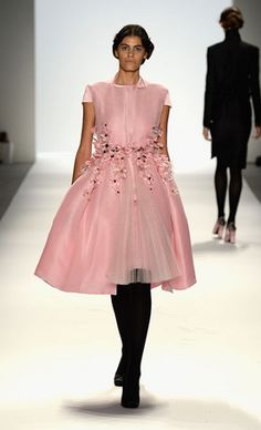 Zang Toi NYFW S/S14 Trend Report: New York Designers Present RTW At Its ...