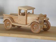 Réplica de camión auténtico Waltons por grandpacharlieswkshp