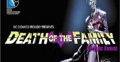 #DeathOfTheFamily  #UnaMuerteEnLaFamilia  Batman: Death of the family llamado El regreso del Joker: La muerte de la familia en España es una línea argumental crossover perteneciente a la línea de historietas de DC Comics The New 52 que entrelaza un total 23 cómics protagonizados por Batman y sus aliados. Publicados entre finales del año 2012 e inicio del 2013 su argumento principal es desarrollado en nueve series de historietas y cuenta con el regreso del villano conocido como Joker; El…