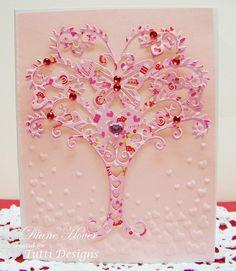 TUTTI-205 Whimsical Love Tree