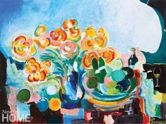 Jacques Pépin_06 copy Wine Painting, Painting Frames, Flower Prints, Flower Art, Art Flowers, Flowers Wine, Original Paintings, Original Art, Jacque Pepin
