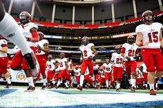 Arkansas Red Wolves !