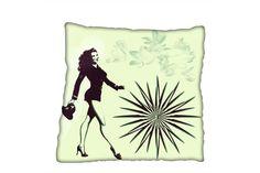 Kissen MWL Design NL 50 x 50 cm 0019151029 von Wohndesign und Accessoires MWL Design NL auf DaWanda.com
