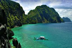 Spectacular view from Matinloc Shrine, El Nido, Palawan, Philippines 2013 © Sabrina Iovino | JustOneWayTicket.com