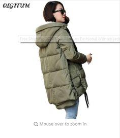 Women Sweatshirt Coat Patchwork Plus Velvet Lining Warm Mid Length Jacket OK 01