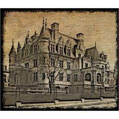 Charles Schwabb mansion