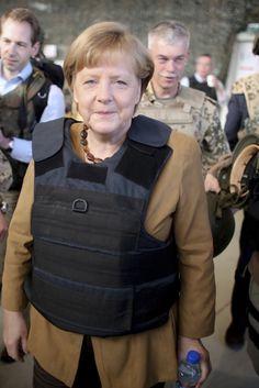 Merkel will die Bund