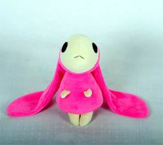 Chobits Chii Ribbit Cosplay Plush Doll Red or Pink, wow would actually like to own this one