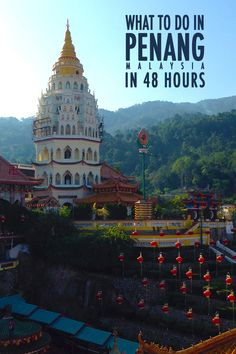 Things to do in Georgetown, Penang, Pinterest pin
