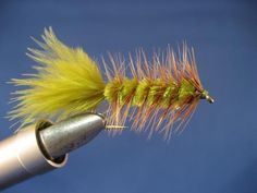 Fly Fishing Flies Wooly Bugger Black 6 flies Bass, Bream, Perch, Trout