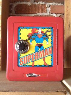 Superman bank