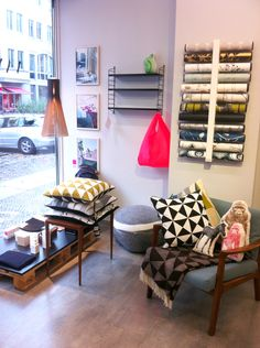 Nice This weeks Friday Shopping es from Berlin and the wonderful Van Nord concept store A n independent store for contemporary