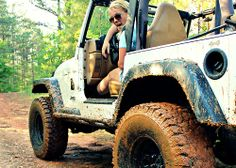 20. I love jeeps! They are a lot of fun, especially in the summer. I usually ride with my friends, family and my boyfriend. +$