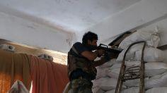Παράλογο γεγονότα στη Συρία: πράκτορες της CIA παραδώσει σε αψιμαχίες με τους αντάρτες του Πενταγώνου