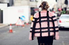 Die besten Streetstyles der London Fashion Week Spring/Summer 2017+#refinery29