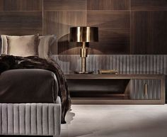 Browse modern bedroom decorating ideas and layouts. Discover bedroom ideas and design inspiration from a variety of minimalist bedrooms. Master Bedroom Design, Home Bedroom, Modern Bedroom, Bedroom Decor, Master Bedrooms, Bedroom Lighting, Bedroom Ideas, Bedroom Furniture, Bedroom Chandeliers