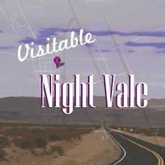 Mood Words, Night Vale Presents, The Bright Sessions, Glow Cloud, The Moon Is Beautiful, Underground Cities, Cultural Events, Message Board, Dog Park