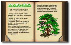 Los populares de la selva. Cuento educativo para trabajar el problema de los líderes tóxicos en el aula Plants, Quizes, Classroom, Parts Of The Mass, Manualidades, Storytelling, Plant, Planting