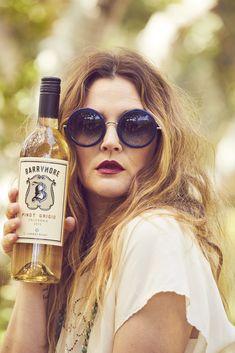 Bildergebnis für drew barrymore barrymore wine