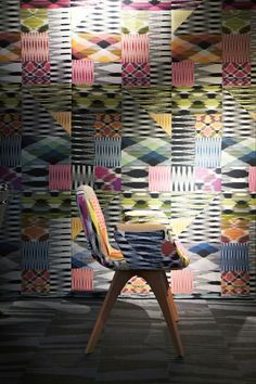 Missoni patchwork