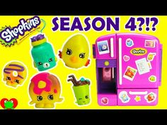 DIY Custom Kooky Cookie SHOPPIES SHOPKINS Doll - How To Craft Do It Yourself Video Cookieswirlc - YouTube
