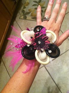 D.I.Y. Bachelorette Party Inspiration - Bride to Be Condom Corsage