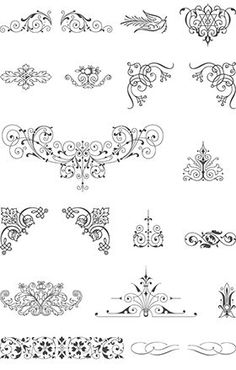 Free Lace Doily Vector - These Cute Lace Doilies are Divine
