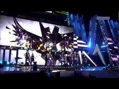 SHINee Lucifer Live HD. Incheon Korean Music Wave 2011
