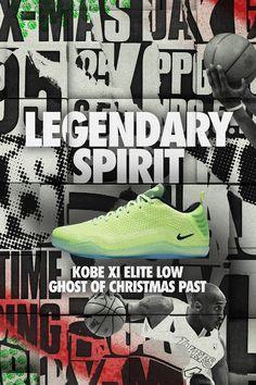 2ea57ad095a Nike Kobe Elite Low 4KB Liquid Lime