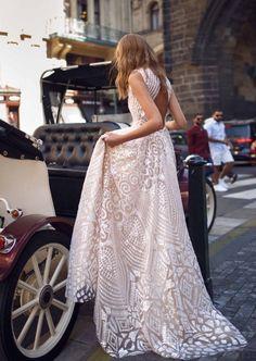 Featured Wedding Dress:Birenzweig Bridal;www.birenzweigbridal.com; Wedding dress idea.