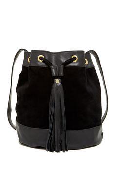 JJ winters lisa bucket bag  nordstromrack  NordstromRack Cute Black Dress cba8deb13fc