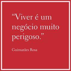 Conversas & Controversas: GUIMARÃES ROSA